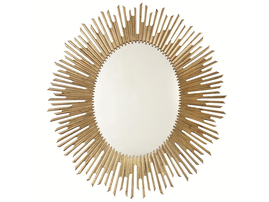 Bernhardt SalonOval Mirror