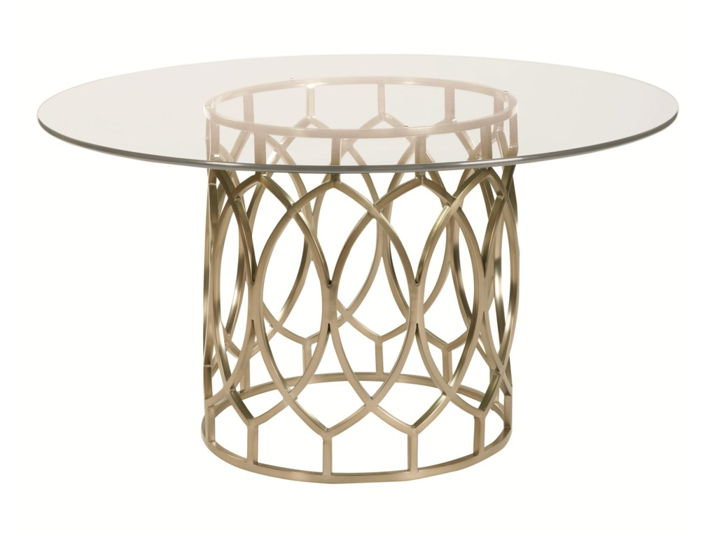 Set Includes Round Dining Table