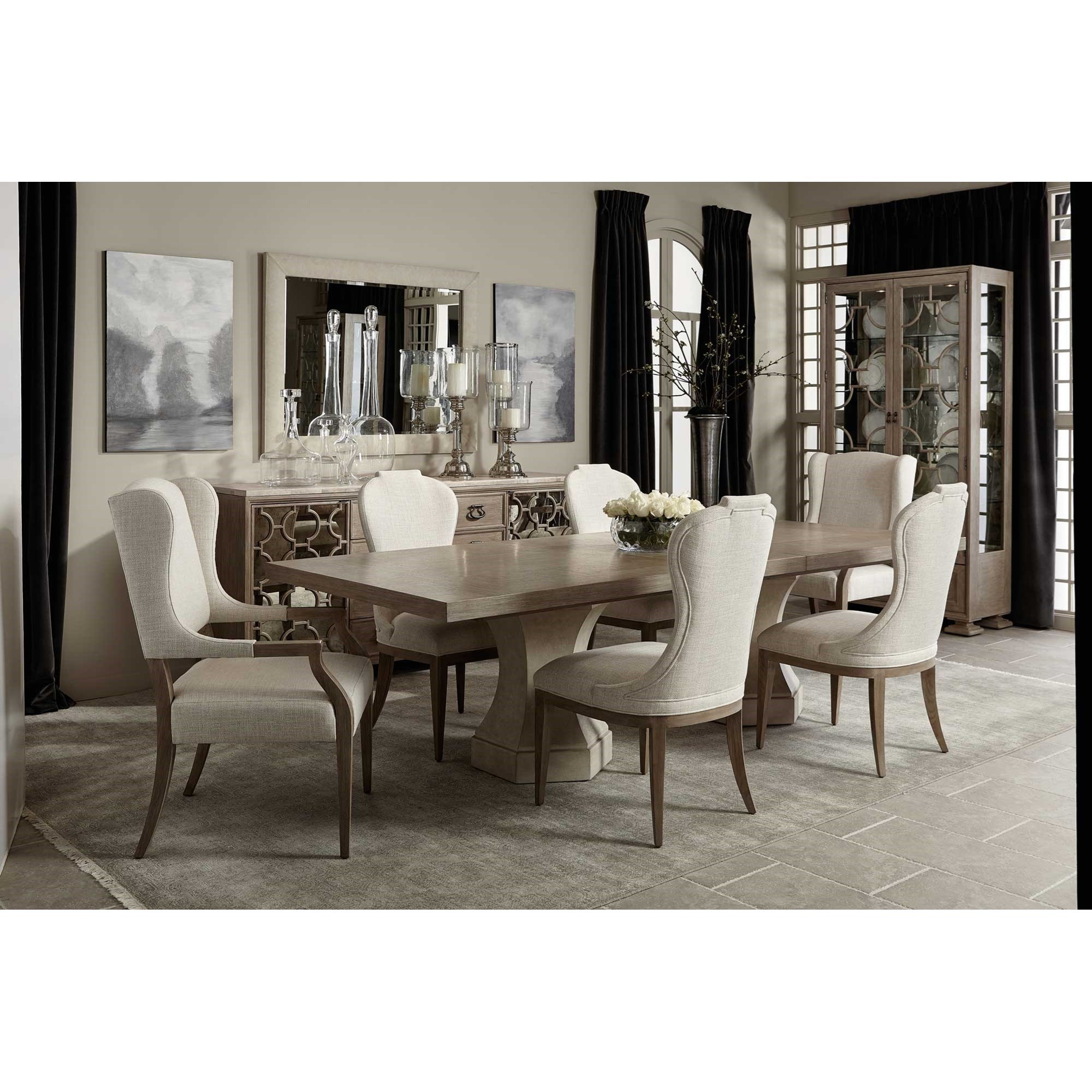 Transitional Dining Room Group