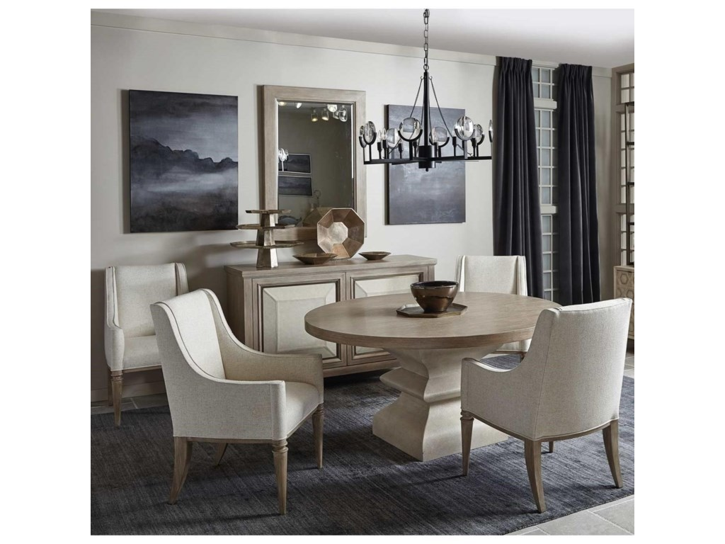 Bernhardt Santa Barbara5-Piece Table and Chair Set