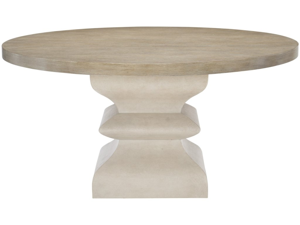 Bernhardt Santa BarbaraRound Dining Table