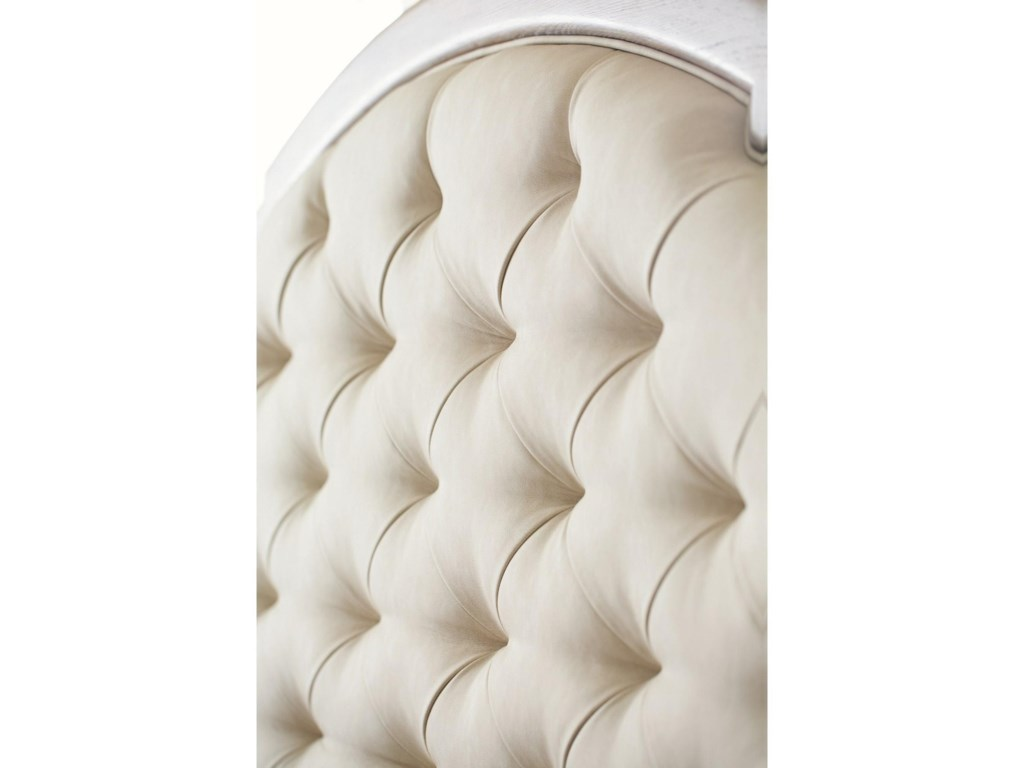 Bernhardt Santa BarbaraKing Upholstered Panel Bed