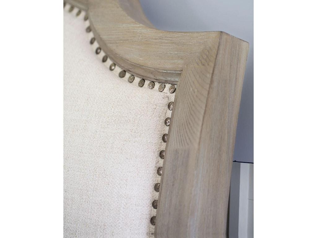 Bernhardt Santa BarbaraCustomizable Queen Upholstered Sleigh Bed