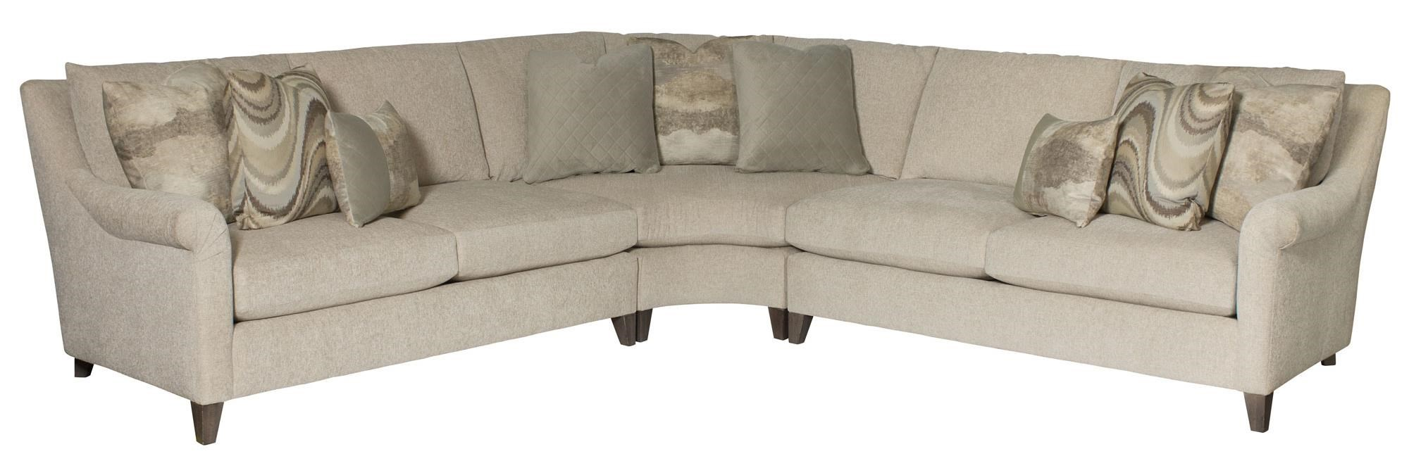 Bernhardt Sherman5 Seat Sectional Sofa ...