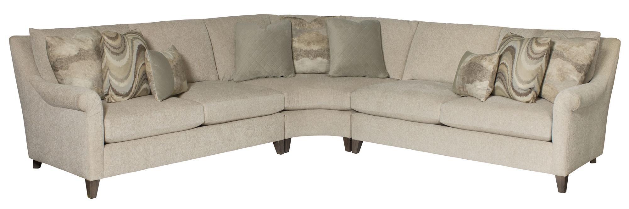 Bernhardt Sherman5 Seat Sectional Sofa ...