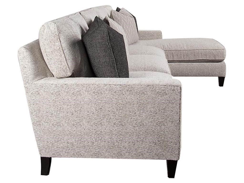 Bernhardt SignatureSignature Sectional Sofa Chaise
