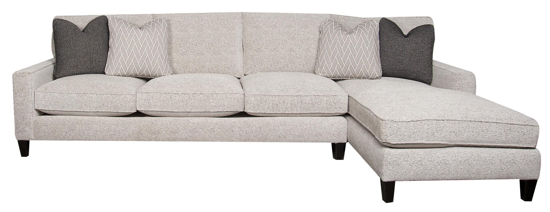 Bernhardt SignatureSignature Sectional Sofa Chaise ...