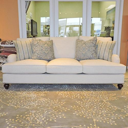 Bernhardt Signature Seating Customized Sofa