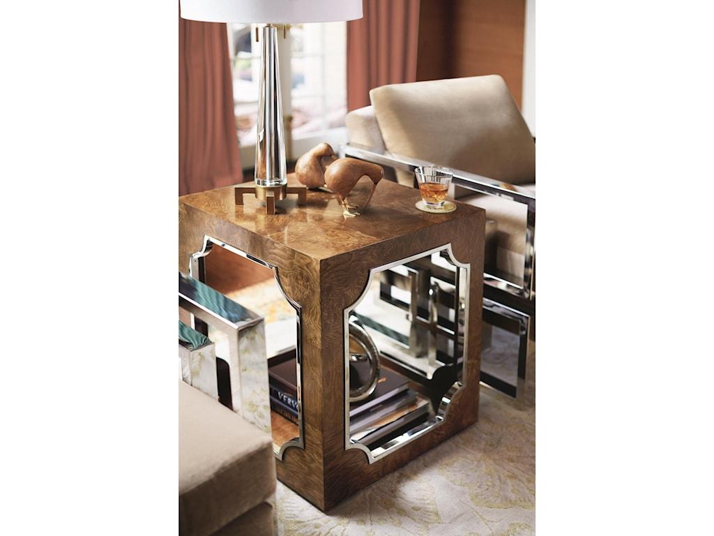 Bernhardt Soho LuxeModern End Table