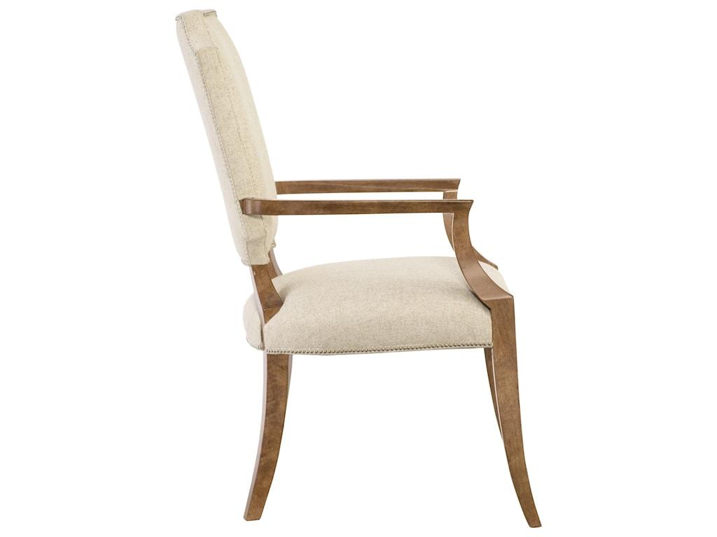 Bernhardt Soho LuxeArm Chair