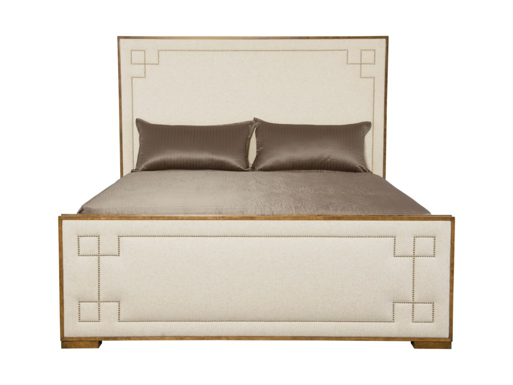 Bernhardt Soho LuxeQueen Upholstered Bed