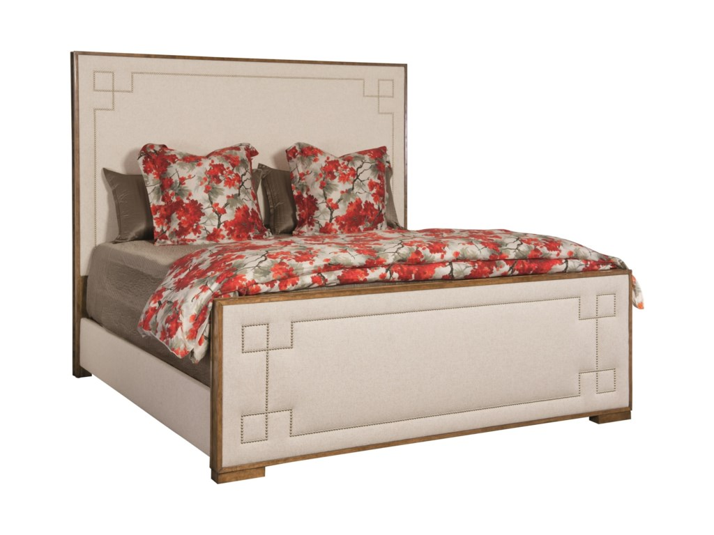 Bernhardt Soho LuxeCustomizable Upholstered King Bed
