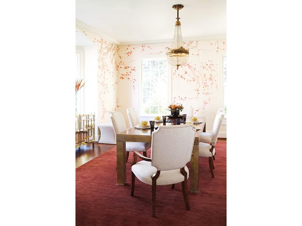 Bernhardt Soho LuxeModern Dining Room Group