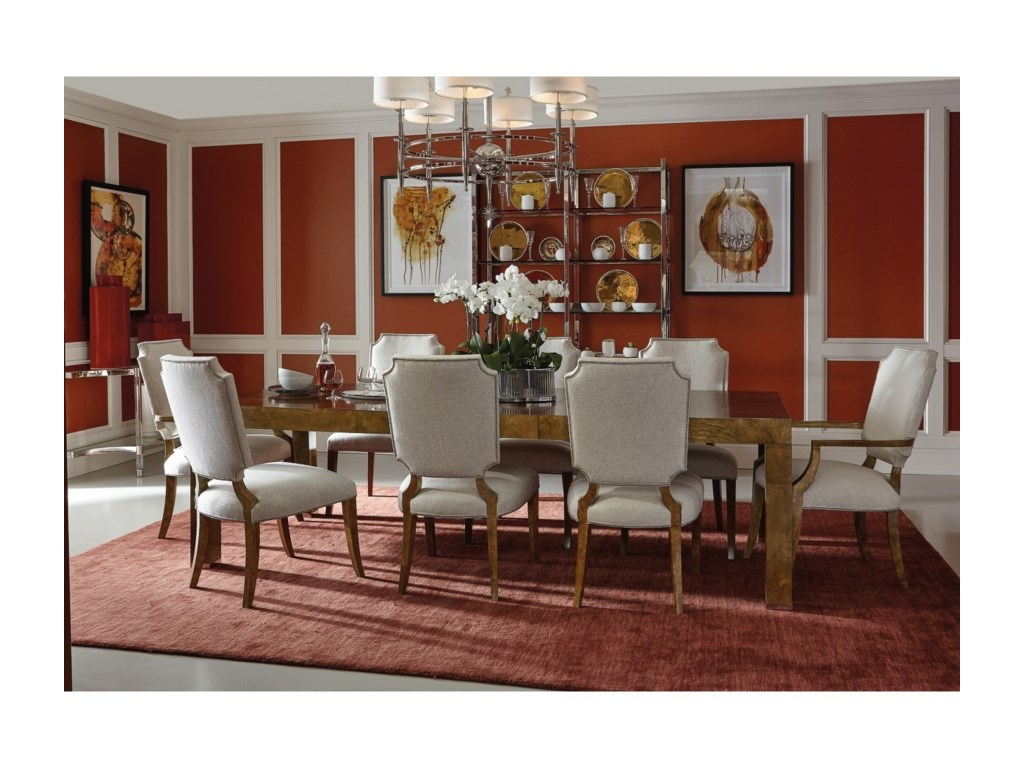 Bernhardt Soho LuxeModern Dining Room Group