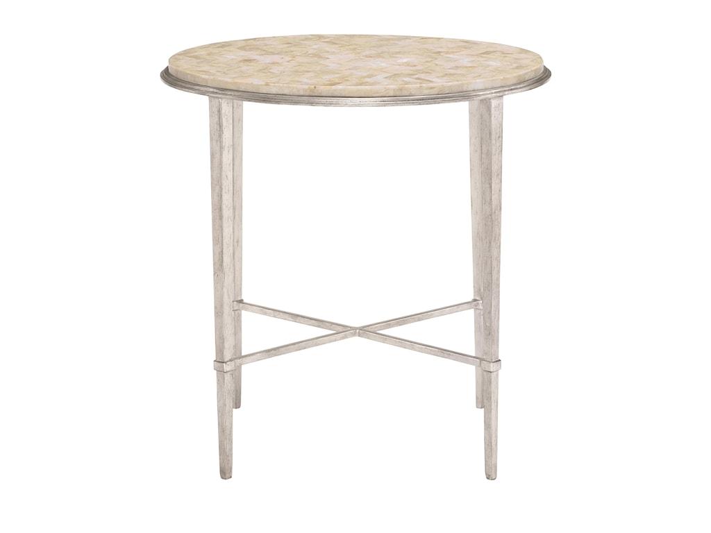 Bernhardt SolangeSolange Round Chair Side Table