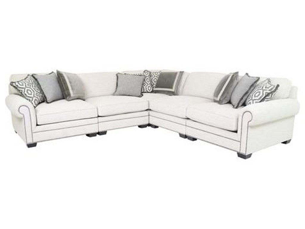Bernhardt Sprintz Berfu Sectional Sprintz Furniture Sectional Sofas