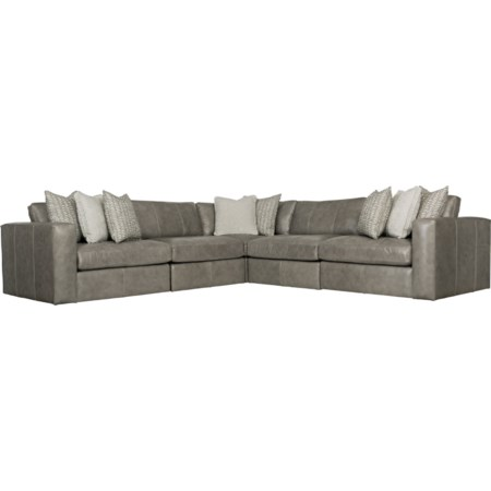 Five Seat Sectional