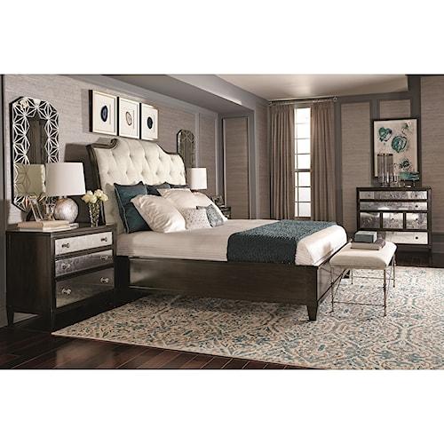 Bernhardt Sutton House Queen Bedroom Group