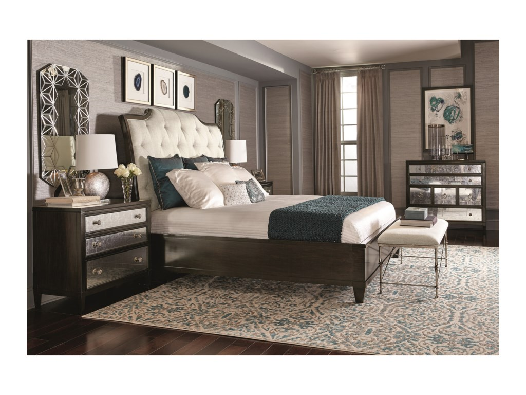 Bernhardt Sutton House King Bedroom Group | Belfort Furniture ...