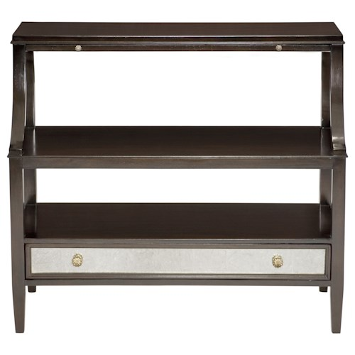 Bernhardt Sutton House Chest with Drawer and Shelf