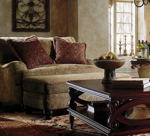Popular Bernhardt Tarleton CHAIR AND 1 2 Photos - oversized chair with ottoman Simple Elegant