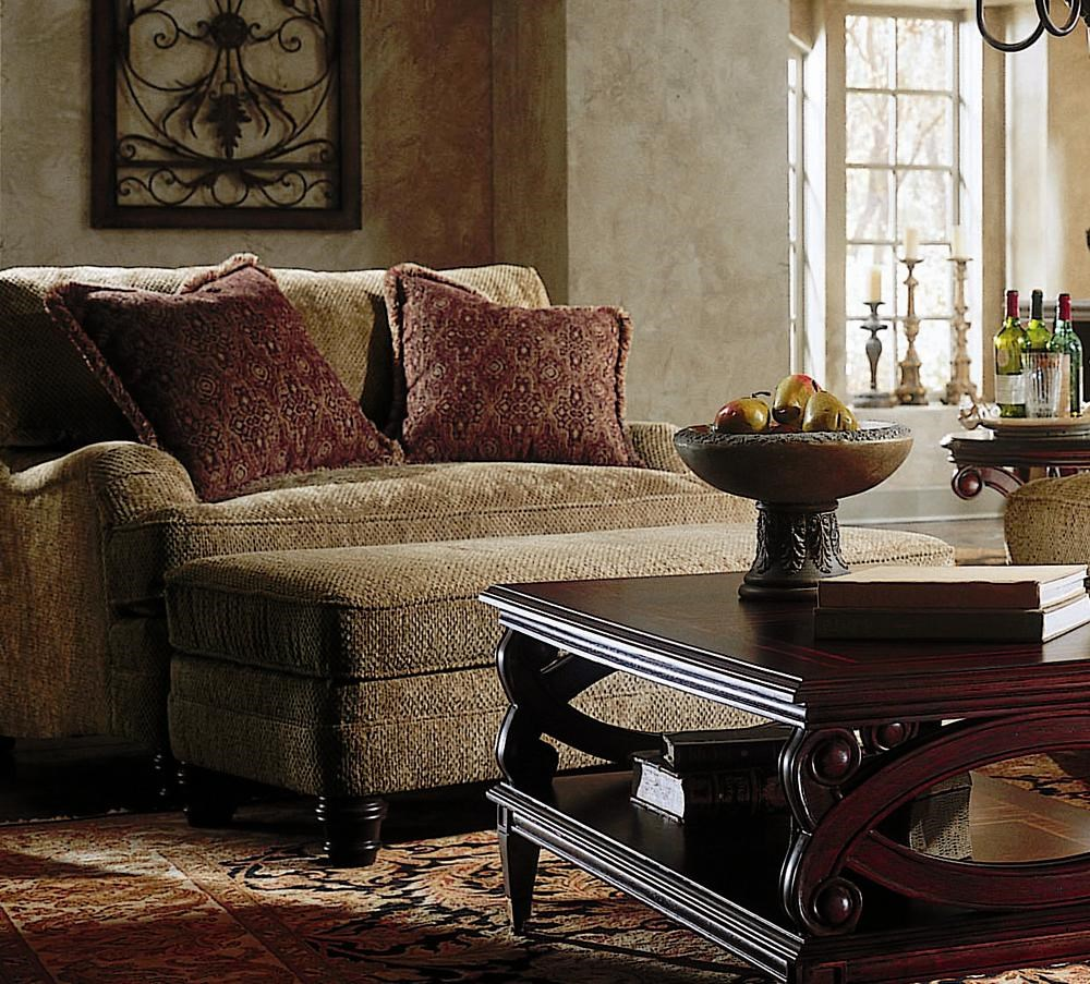 Bernhardt Tarleton Chair and a Half and Ottoman & Bernhardt Tarleton Chair and a Half and Ottoman | Sprintz Furniture ...