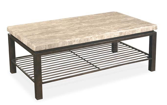 Bernhardt Tempo Rectangular Cocktail Table