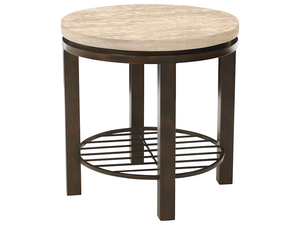 Bernhardt TempoRound End Table