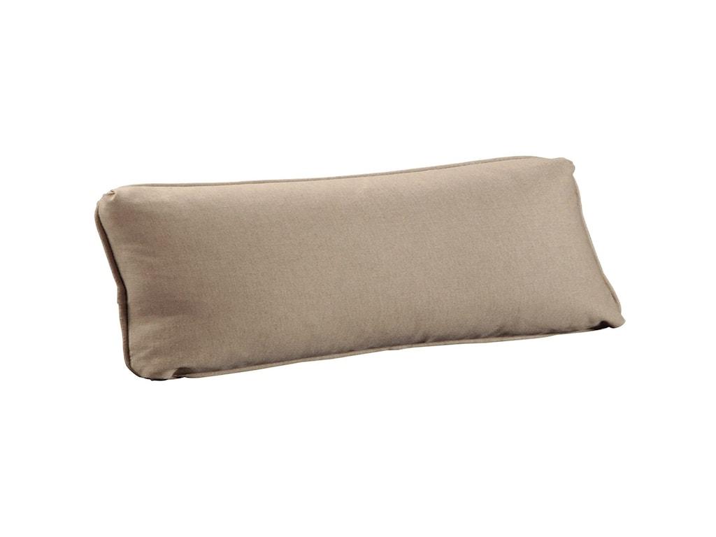 Bernhardt Throw PillowsKnife Edge Kidney w/welt (13