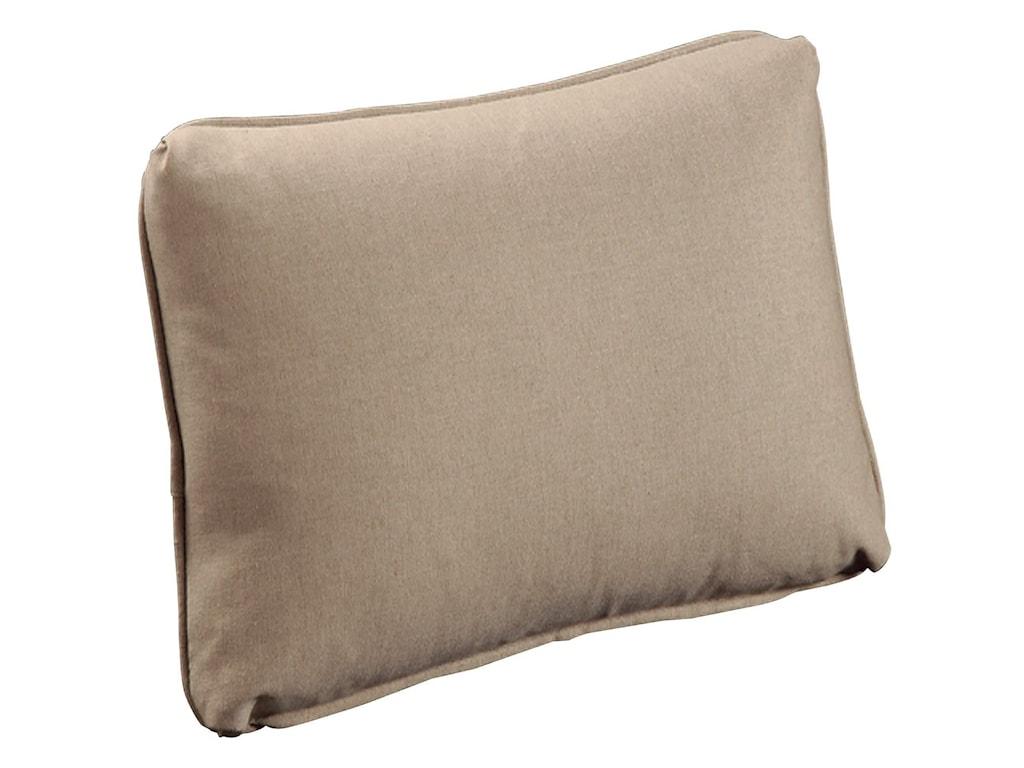 Bernhardt Throw PillowsKnife Edge Kidney w/welt (16