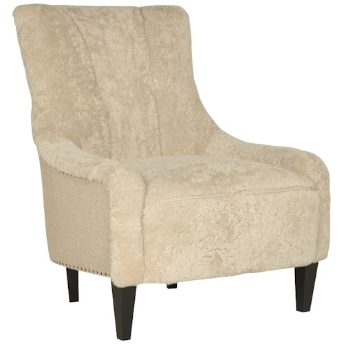 Bernhardt Upholstered Accents Leo Chair