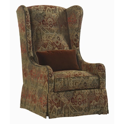 Bernhardt Upholstered Accents Marisa Upholstered Chair