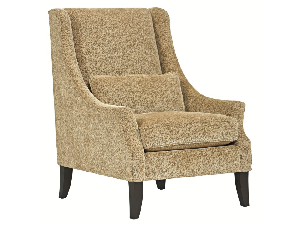 Wing chair bernhardt - Bernhardt Upholstered Accents Fulton Chair