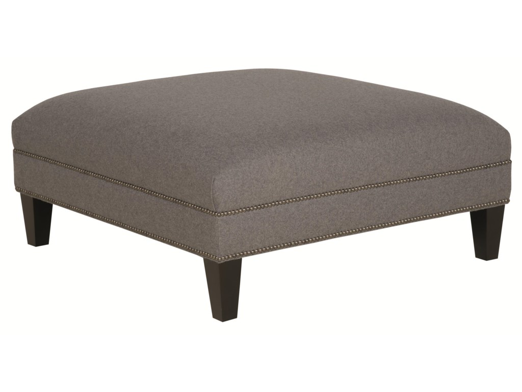 Bernhardt Upholstered AccentsRancho Square Ottoman