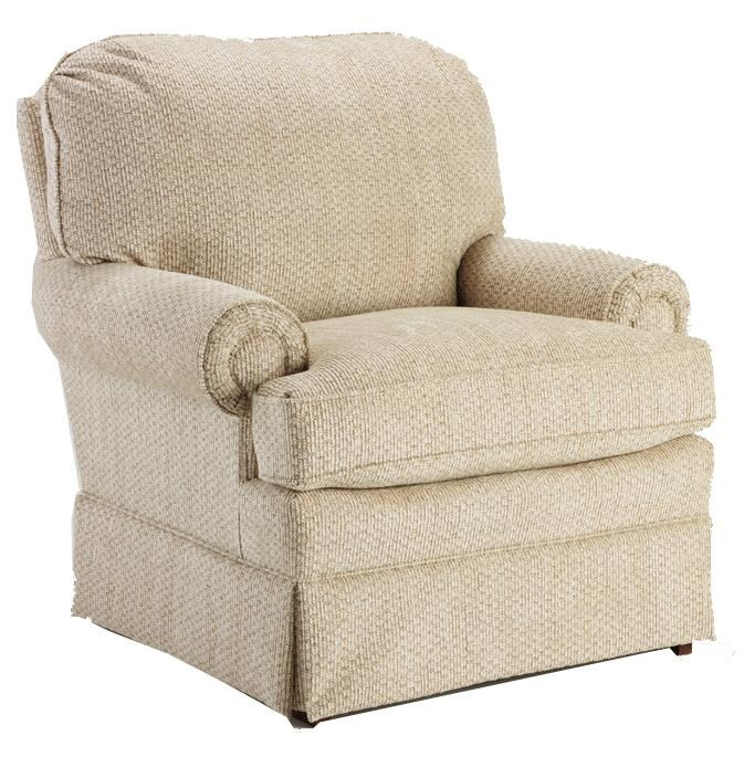 Etonnant Best Chairs Storytime Series Storytime Swivel Chairs And Ottomans Braxton  Swivel Chair With Rolled Arms