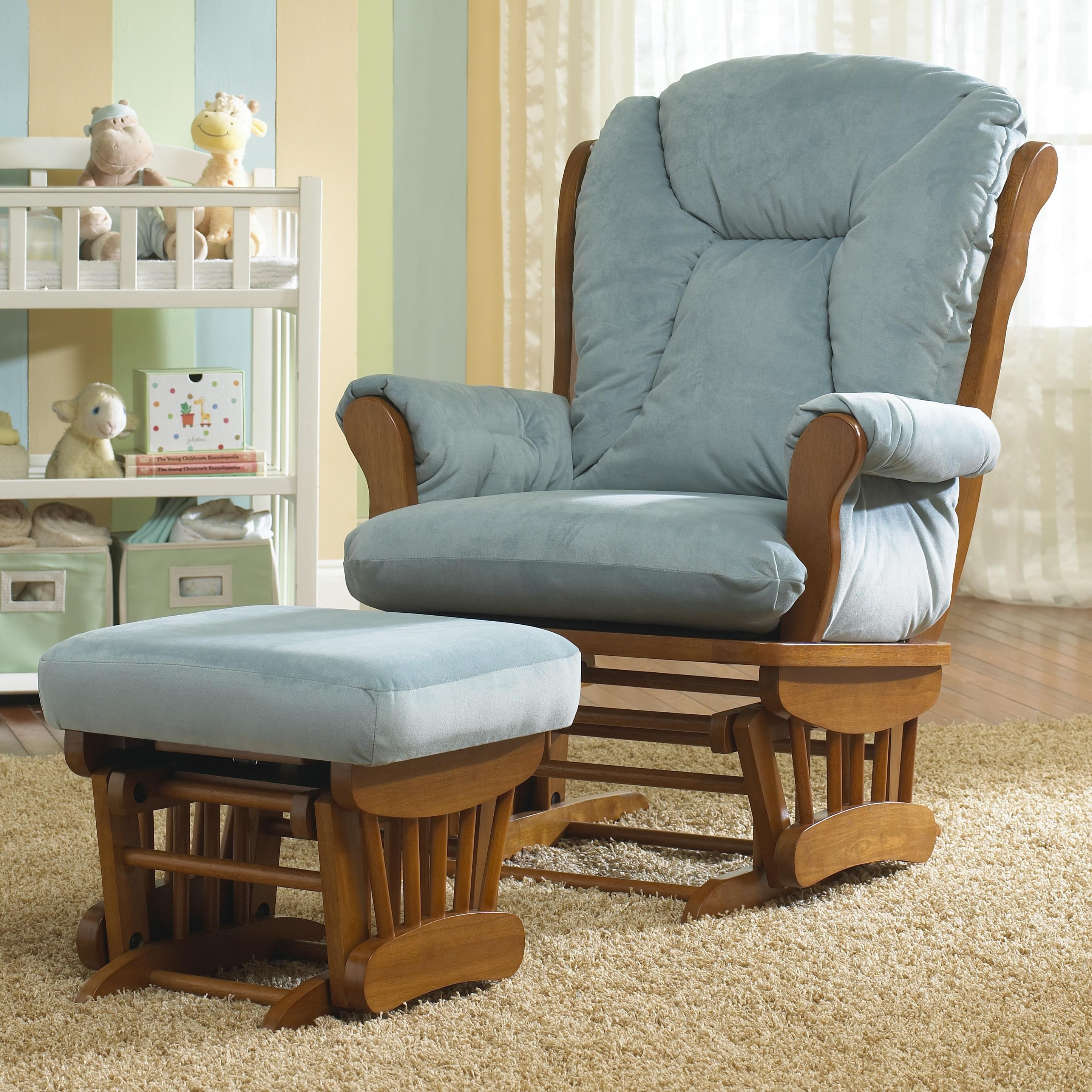 Bon Best Chairs Storytime Series Storytime Glider Rockers And Ottomans Manuel  Chair And Ottoman Set