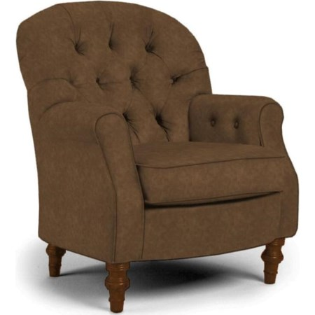 Silt Club Chair