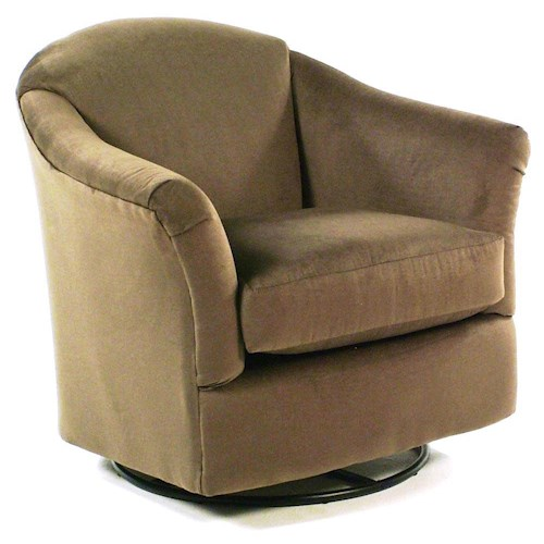 Best Home Furnishings Chairs - SGR Swivel Glider Chair