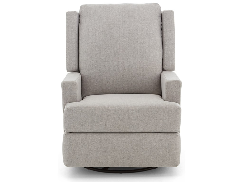 Vendor 411 AinsleySwivel Glider Recliner