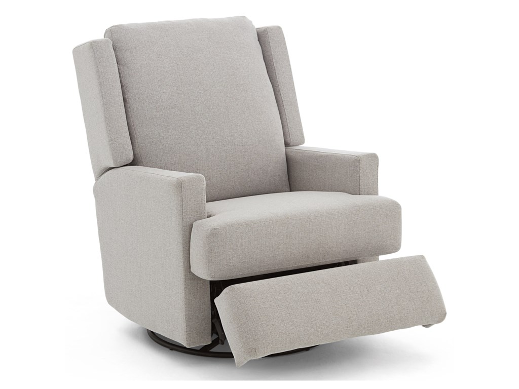 Best Home Furnishings AinsleyPower Swivel Glider Recliner