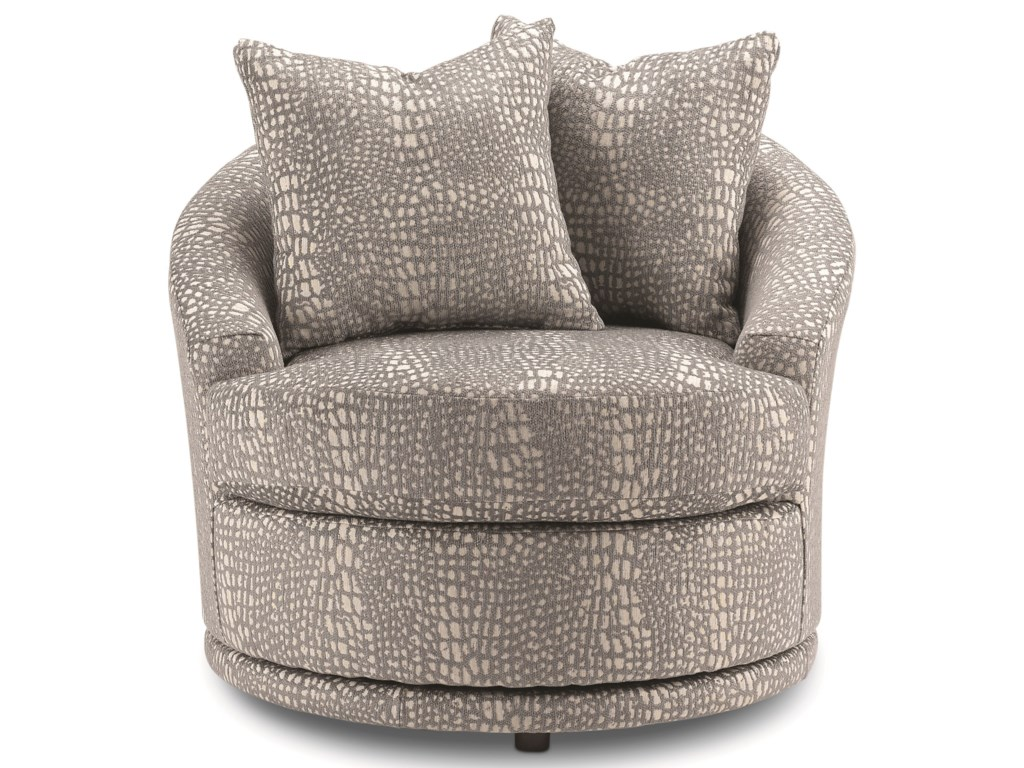 Best Home Furnishings AlannaSwivel Barrel Chair