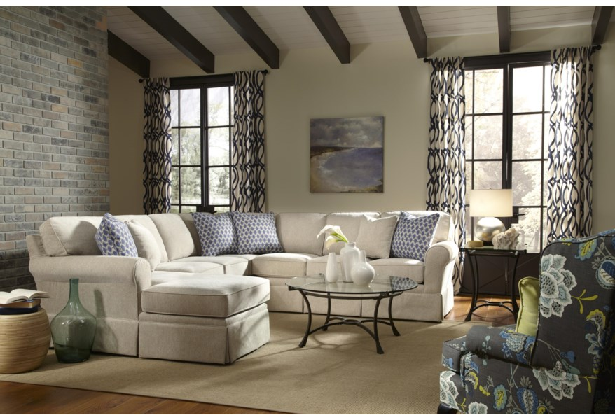 Best Home Furnishings Annabel Five Piece Customizable ...