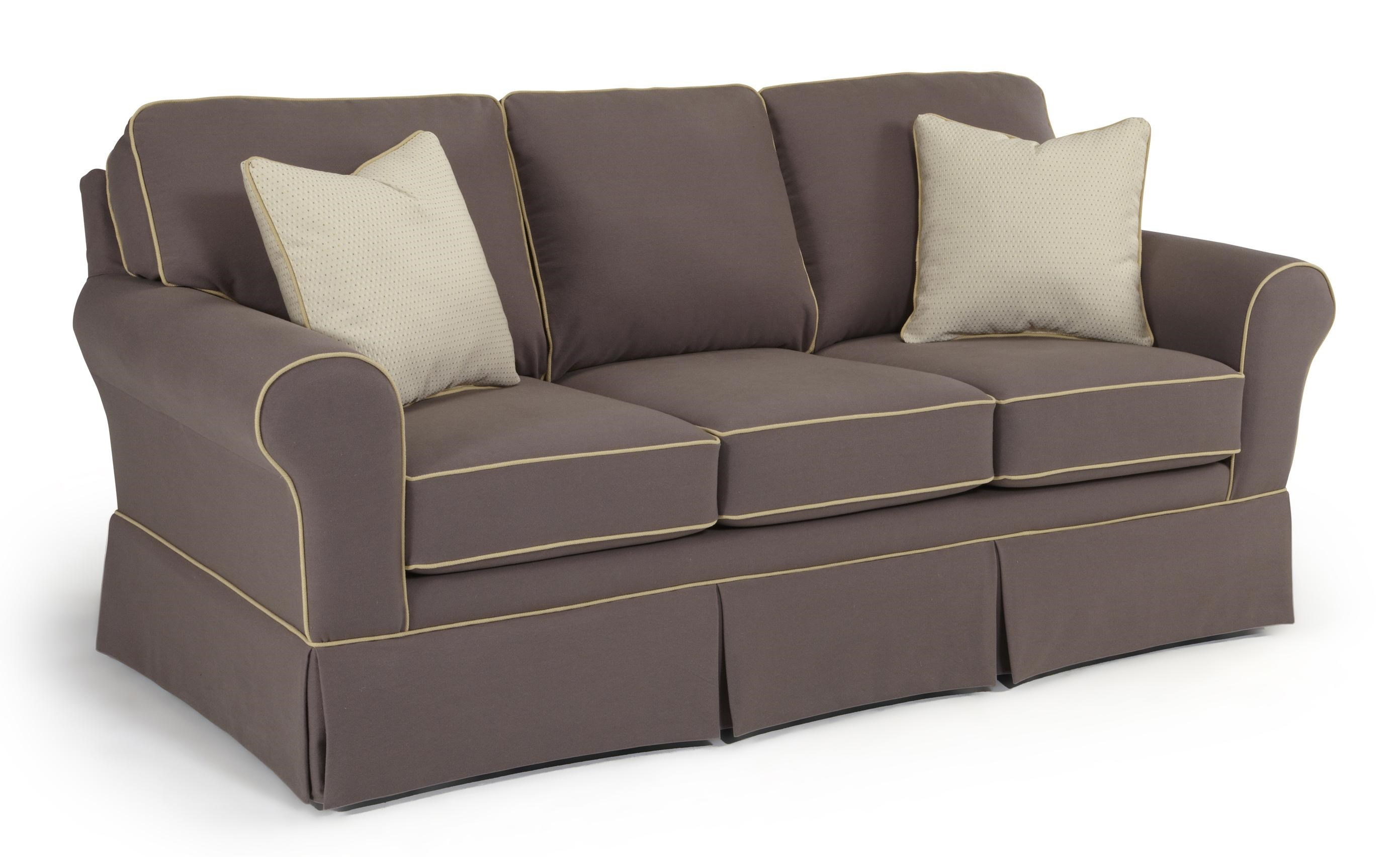 Best Home Furnishings Annabel U003cbu003eCustomizableu003c/bu003e Traditional Sofa With  Rolled