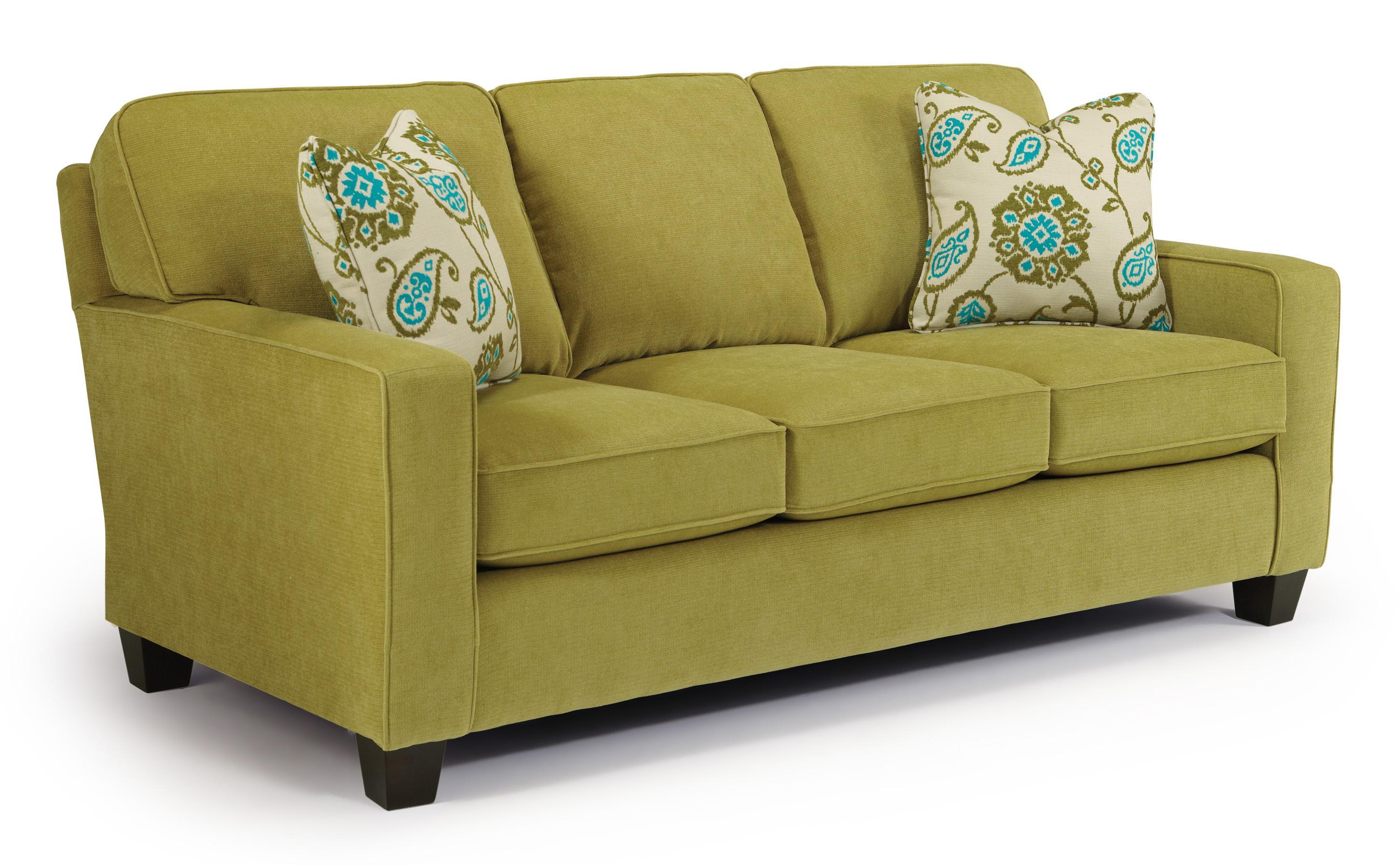 Best Home Furnishings Annabel U003cbu003eCustomizableu003c/bu003e Contemporary Sofa With  Track