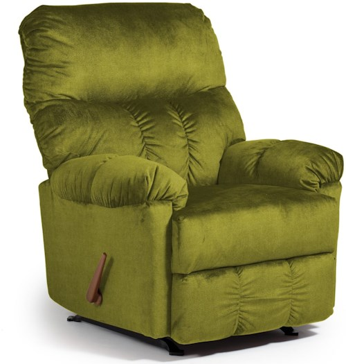 Best Home Furnishings Ares Ares Power Rocker Recliner