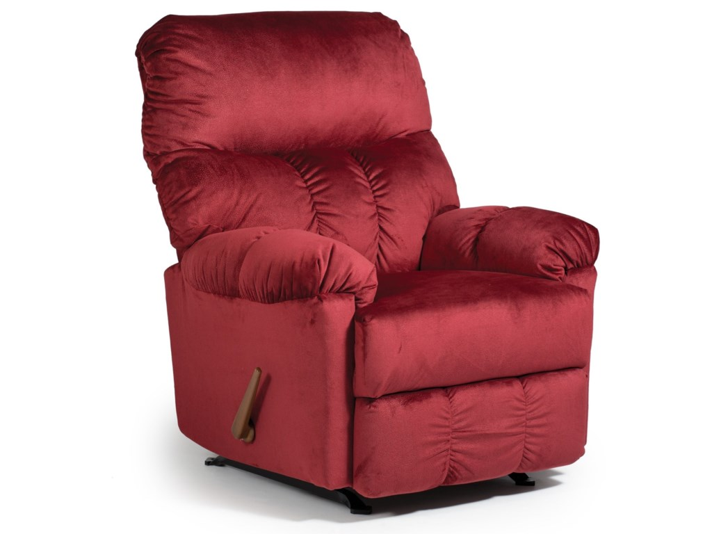 Best Home Furnishings AresAres Power Rocker Recliner