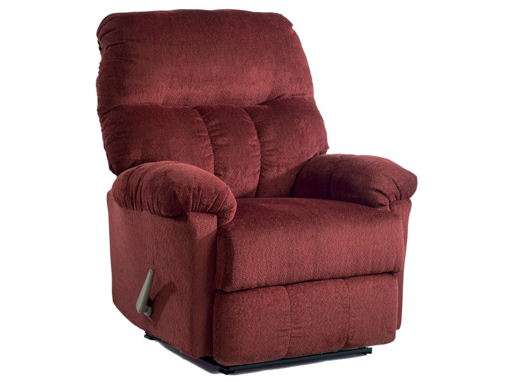 Best Home Furnishings AresAres Rocker Recliner