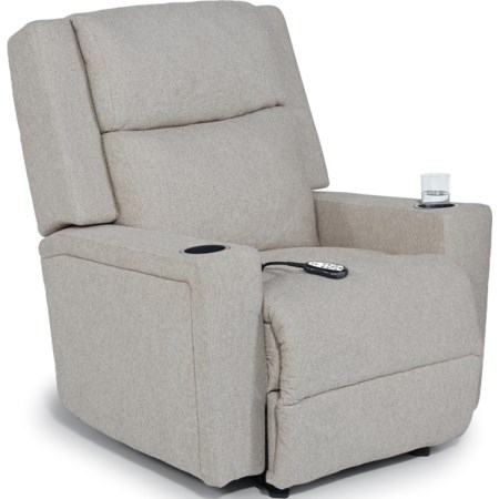 Pwr Wall Recliner w/ Pwr Head & Lumbar