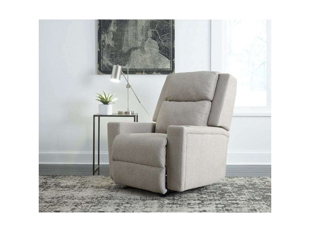 Best Home Furnishings AsherRocker Recliner