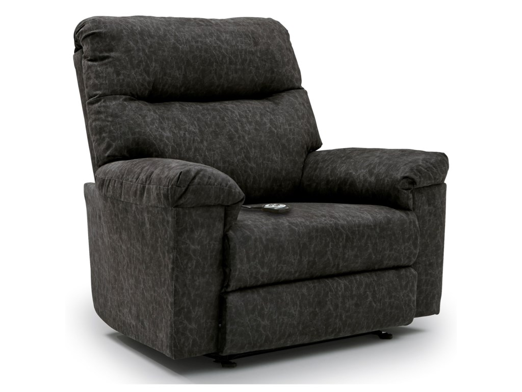 Best Home Furnishings BayleySpace Saver Power Recliner